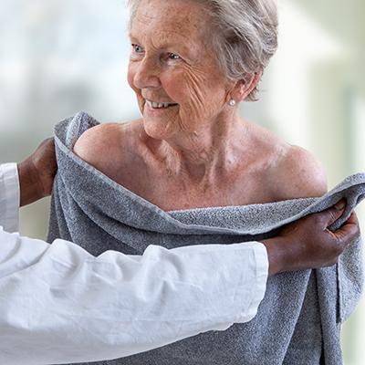 Thuisverpleging hygiënische zorg